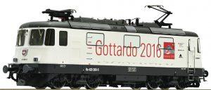 Roco 73253 SBB Re 420 268 Gottardo 2016
