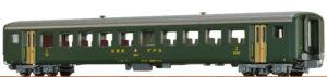 Brawa 65230 SBB EW II B 8517 Personenwagen 2. Klasse