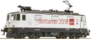 Fleischmann 781672 SBB Re 420 268 Gottardo 2016