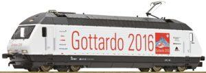 Fleischmann 781673 SBB Re 460 098 Gottardo 2016