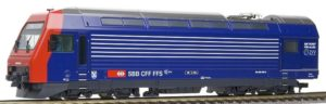 HAG 30 023 - 21 SBB Re 450 045 Feldbach