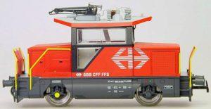 HAG-Classic 010 015-32 SBB Ee 922 015-3