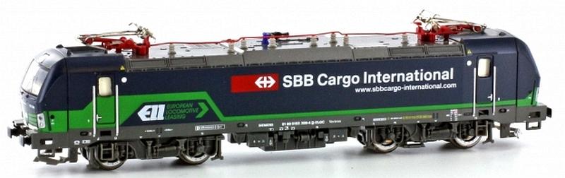 Hobbytrain H2972 SBB Cargo International BR 193 209