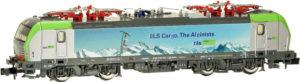 Hobbytrain H2975 BLS Cargo Vectron Re 493 401 Die Alpinisten