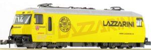 Kato 7074038 RhB Ge 4/4 III 644 Lazzarini