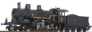 Liliput L131972 SBB A 3/5 705 Historic