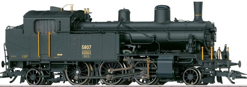 Märklin 37195 SBB Eb 3/5 5807 Habersack