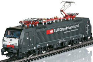 Märklin 39863 SBB Cargo International BR 189 963