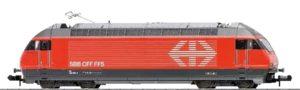 Minitrix 16761 SBB Re 460 054 Dreiländereck