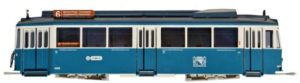 Navemo 243 12 408 VBZ Be 4/4 1408 Standardvierachser