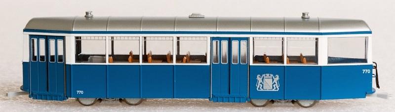 Navemo 243 22 770 VBZ B 770 Wagen
