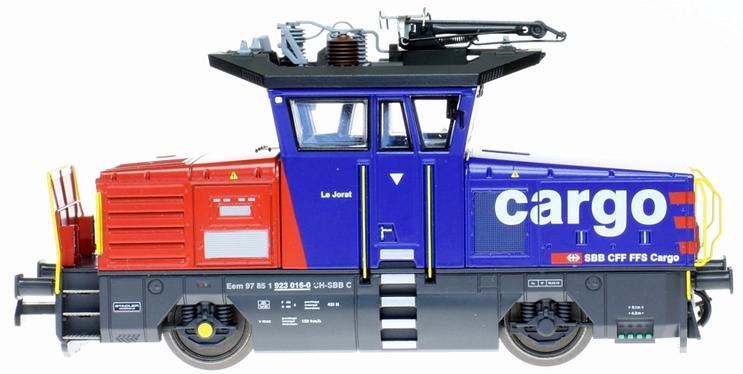 """HAG-Classic SBB-Cargo Eem 923 016-0 """"Le Jorat"""""""