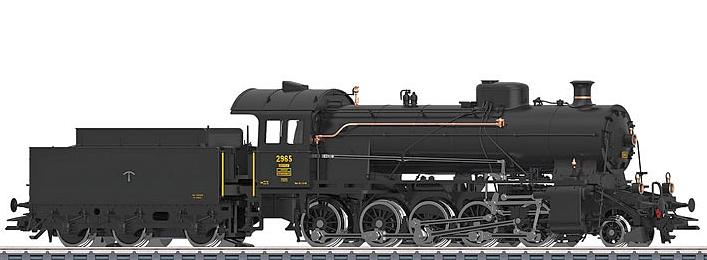 Märklin 39250 SBB Dampflok C 5/6 2965