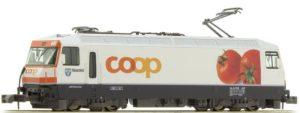 Kato 7074039 RhB Ge 4-4 III 641 Maienfeld Coop
