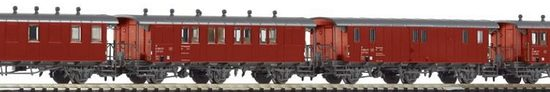 Piko 94346 SBB Bauzugwagenset Ep IV