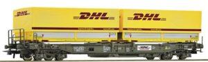 Roco 67528 Einheitstaschenwagen der Hupac AG