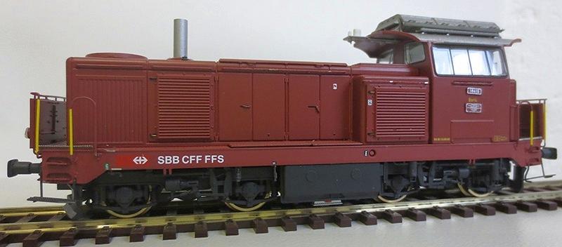 LS-Modells 17061 SBB Bm 4/4 18416