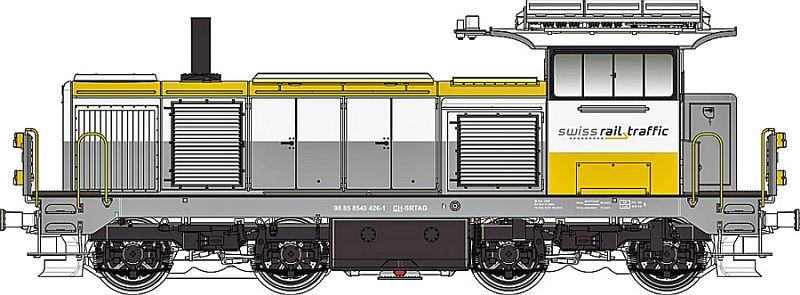 LS-Models 17071 Bm 840 426-1 der Swiss Rail Traffic (SRT)