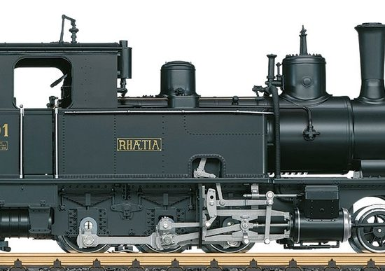 "LGB 20273 RhB G 3/4 Nr. 1 ""Rhätia"""