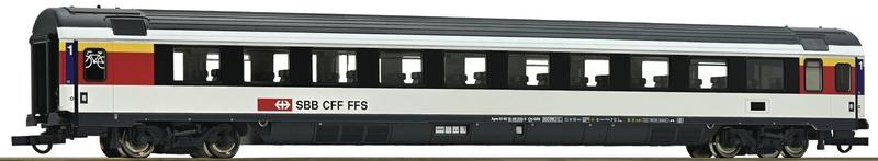 Roco 64399 SBB EC-Schnellzugwagen, Serie Apm