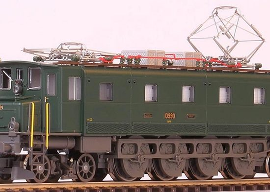 Piko 51780 SBB Ae 4/7 Betriebsnummer 10990 MFO - Version