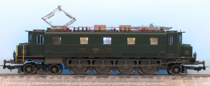 Piko 51780 SBB Ae 4/7 10990