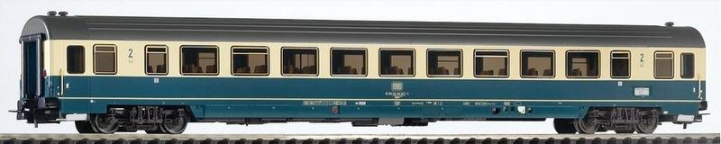 Piko 59664 DB IC Grossraumwagen 2. Klasse Bpmz 291