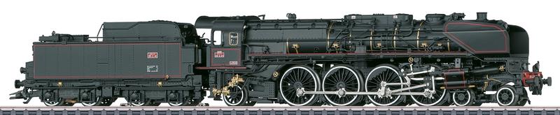 Märklin 39241 SNCF Dampflok 241 A 65