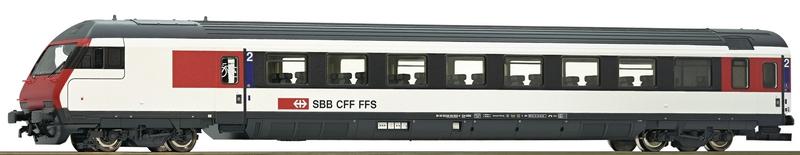 Roco 64546 SBB Steuerwagen Serie Bt