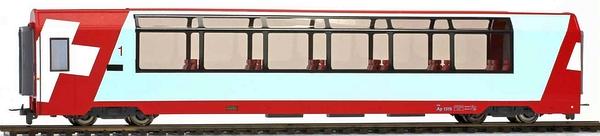 Bemo 3689 102 RhB Api 1312 Panoramawagen 2. Klasse
