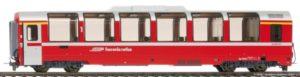 Bemo 3693 133 RhB Ap 1293 Panoramawagen 1. Klasse