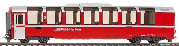 Bemo 3694 133 RhB Bps 2513 Panoramawagen 2. Klasse