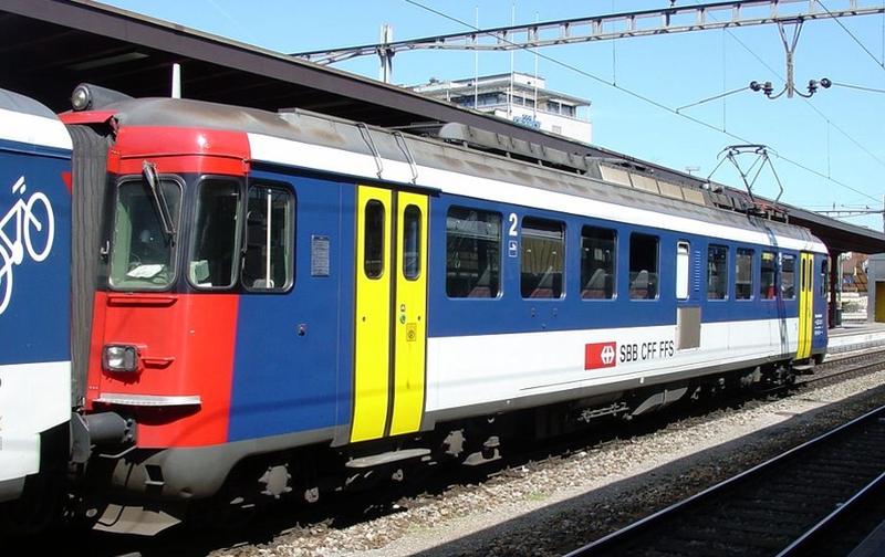 SBB RBe 540