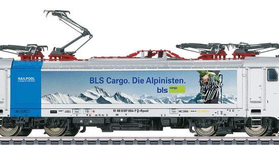Märklin BLS BR 187 004-0