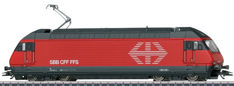 Märklin 39460 SBB Re 460 084-2