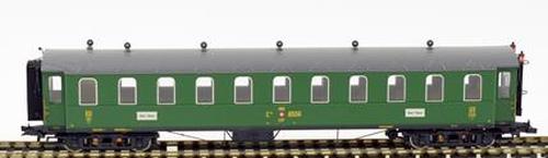 Liliput 334610 Gotthardbahn Personenwagen in SBB Version, Schlusswagen