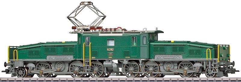 Märklin 39567 SBB Ce 6/8 II Betriebsnummer 14282 Rangierkrokodil