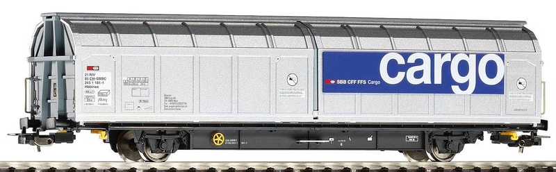 Piko 54509 SBB Grossraumschiebewandwagen Hbbinss