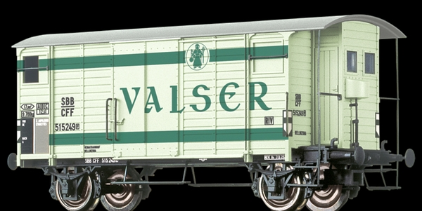 "Brawa 67854 SBB K2, Betriebsnummer 515 249, Ep III, ""Valser"""