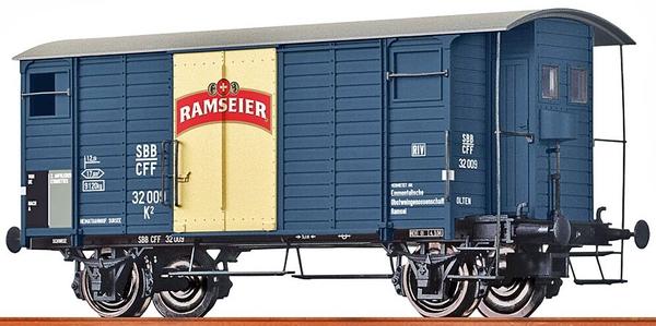 "Brawa 47856 SBB K2, 532009p ""Ramseier"""