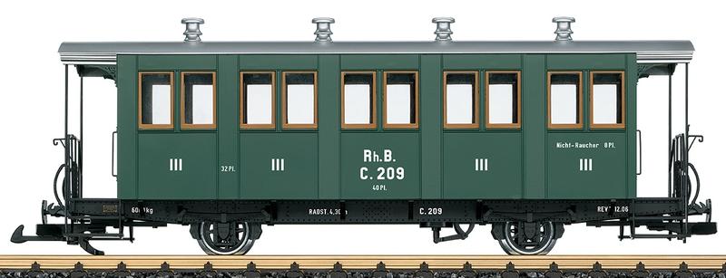 LGB 33402 RhB Nostalgie-Personenwagen C 209