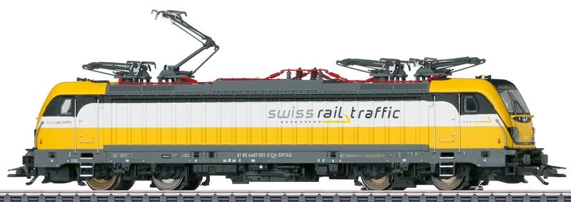 Märklin 36635 SRT BR 487 001-0