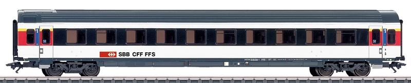 Märklin 42155 SBB Schnellzugwagen EW IV B