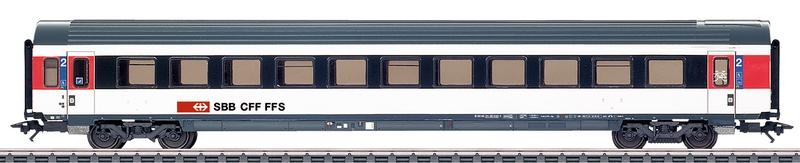 Märklin 42156 SBB Schnellzugwagen EW IV B 2. Klasse