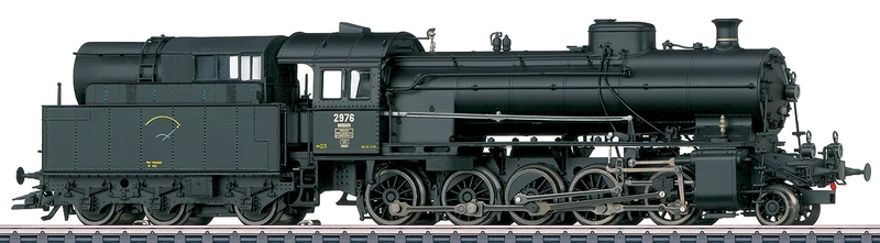 Märklin 39251 SBB C 5-6 Elefant Metriebsnummer 29763 ÖL-Version