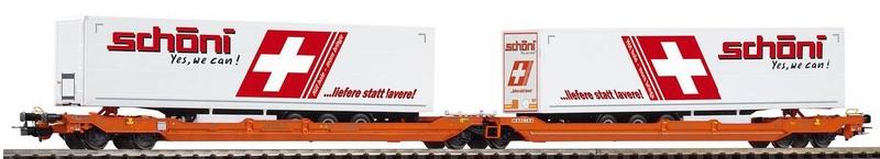 Piko 54776 Taschenwagen 3000e der Wascosa AG