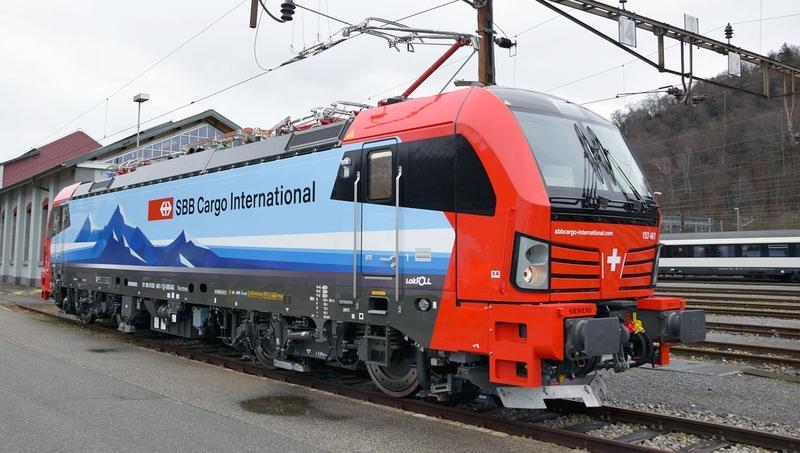 """Piko 97773 SBb Cargo International BR 193 461-1 """"Vectron"""""""