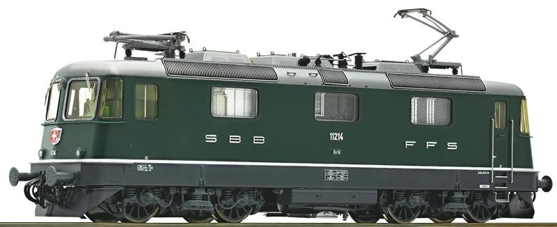 Roco 73254 SBB Re 4/4 II Betriebsnummer 11214