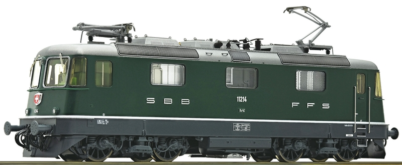 Roco 73254 SBB Re4/4 II 11214 grün