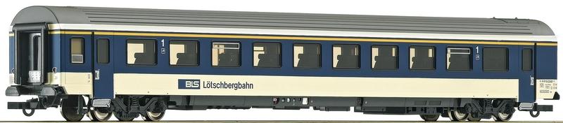 Roco 74390 BLS Schnelzugwagen EW IV A 1. Klasse